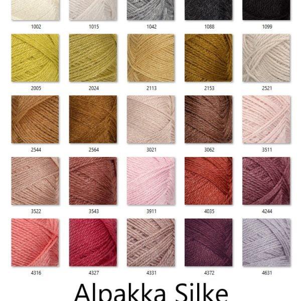 палитра1 Alpakka Silke