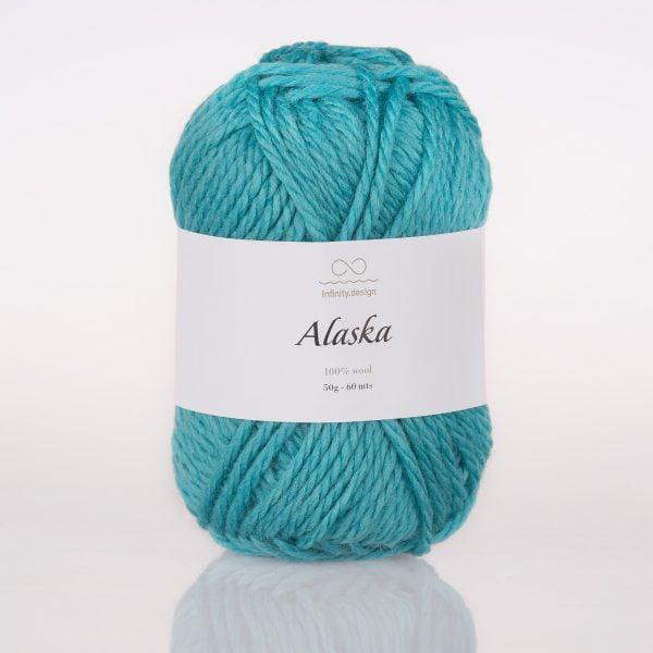 Пряжа Alaska Infinity design