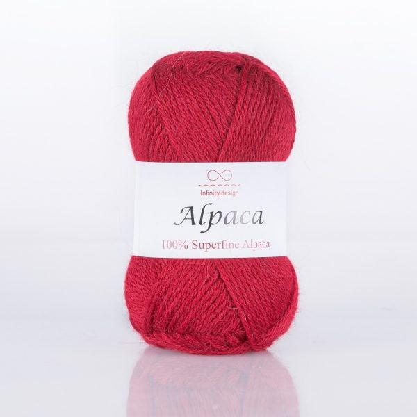 Пряжа Alpaca Infinity design