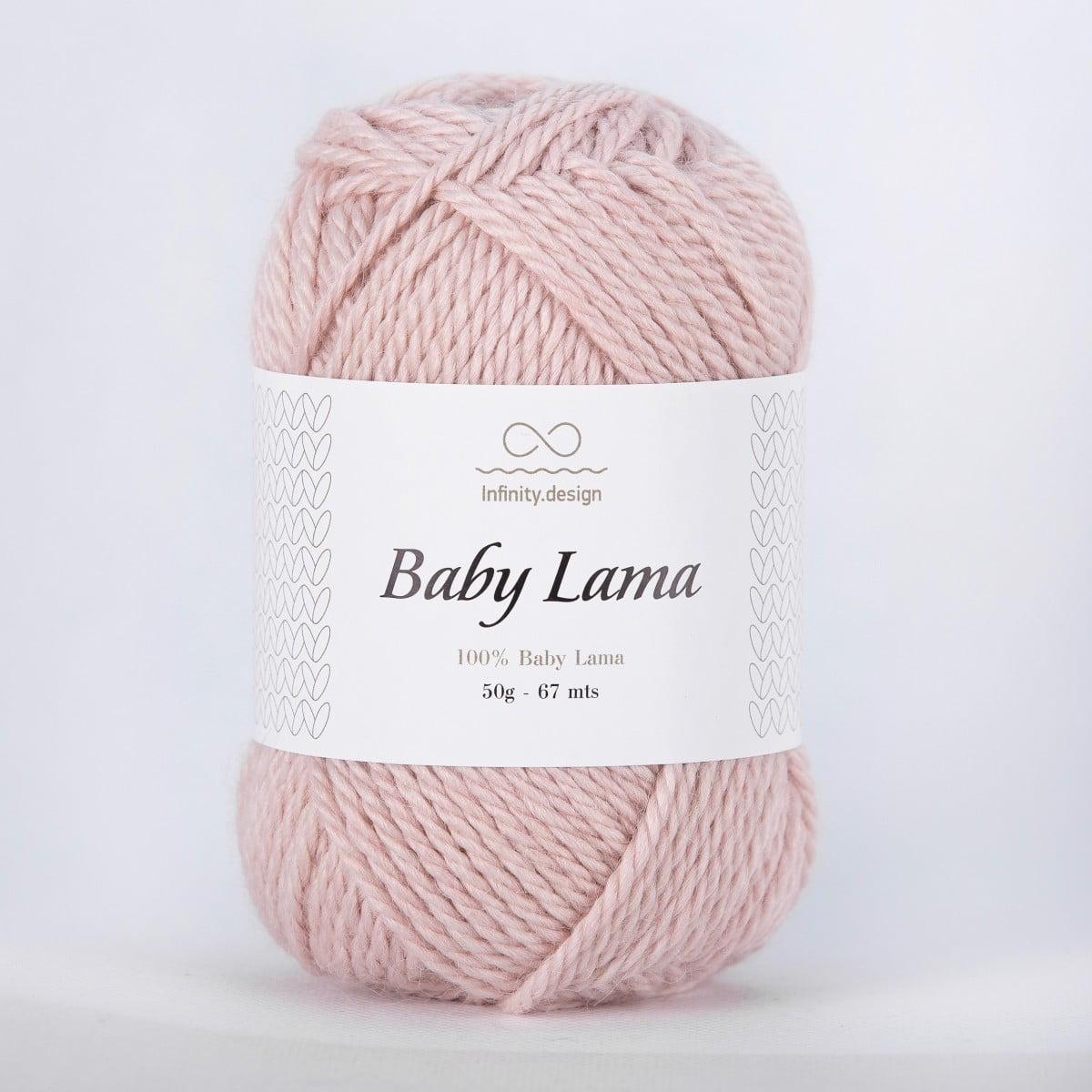Пряжа Baby Lama Infinity design