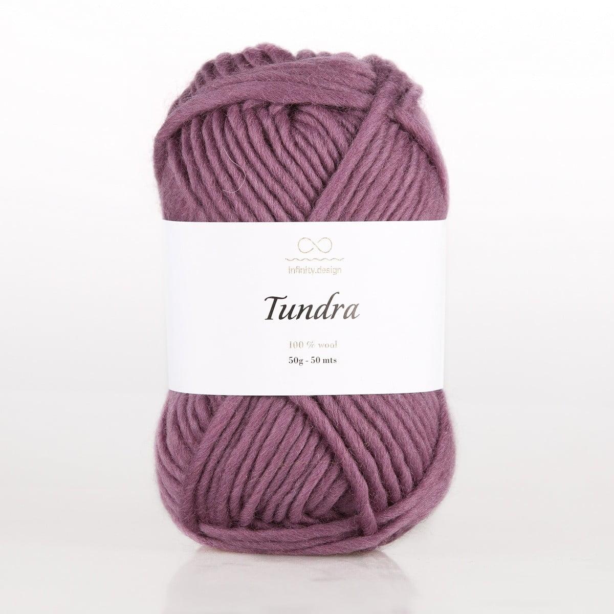 Пряжа Tundra Infinity design