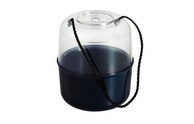 Клубочница пластиковая, с прозрачной крышкой, Prym, 611862