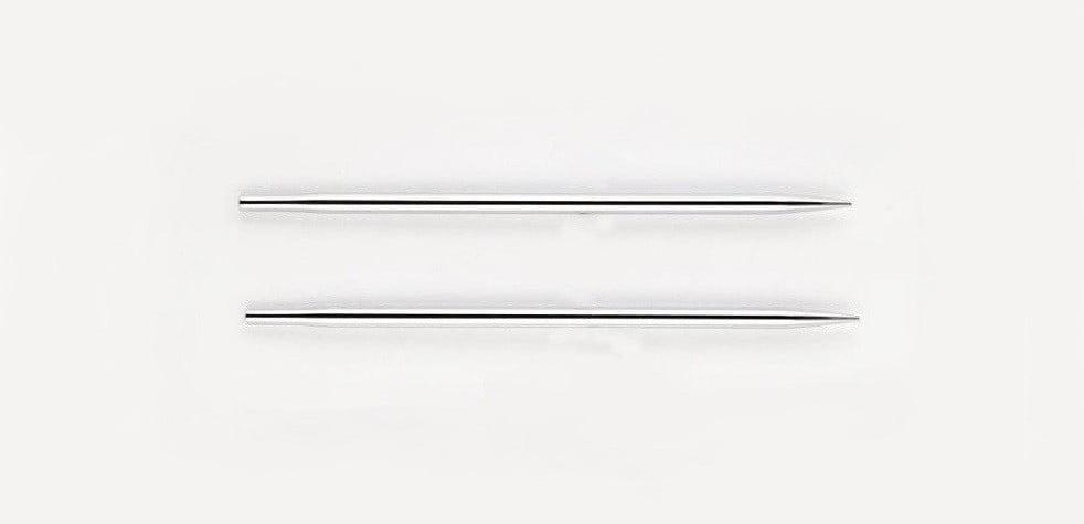 """Спицы съемные """"Nova Metal"""" 6мм для длины тросика 28-126см, KnitPro, 10406"""