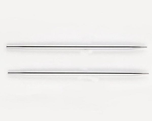 """Спицы съемные """"Nova Metal"""" 7мм для длины тросика 28-126см, KnitPro, 10407"""