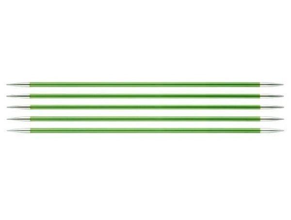 """Спицы чулочные """"Zing"""" 3,5мм/15см, KnitPro, 47007"""