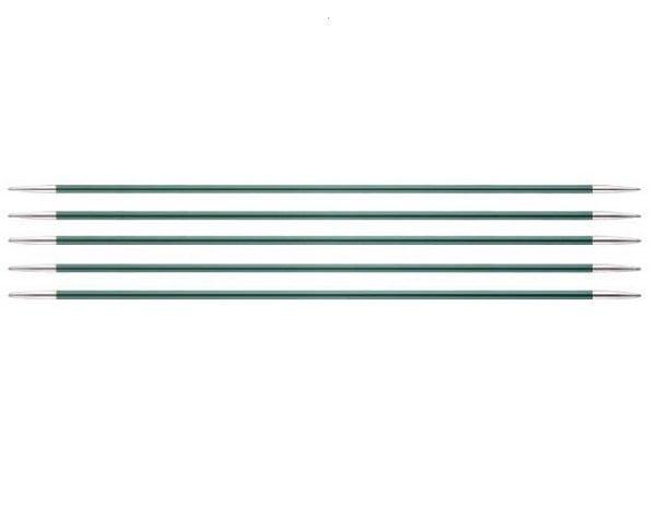 """Спицы чулочные """"Zing"""" 3мм/15см, KnitPro, 47005"""