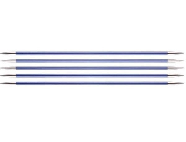 """Спицы чулочные """"Zing"""" 4,5мм/20см, KnitPro, 47040"""
