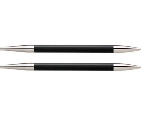 """Спицы съемные """"Karbonz"""" 3мм для длины тросика 28-126см, KnitPro, 41301"""