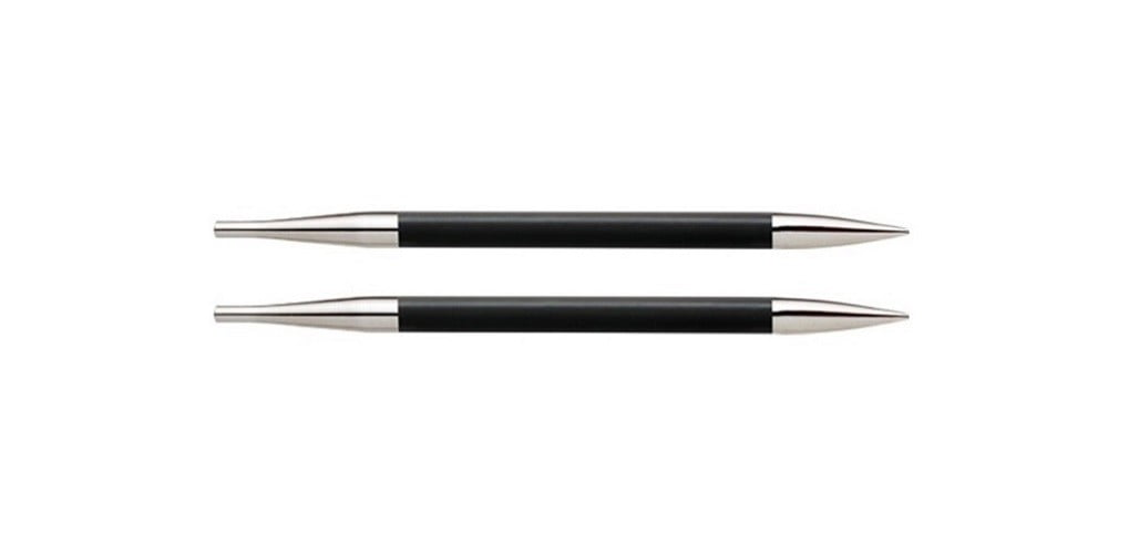 """Спицы съемные """"Karbonz"""" 4,5мм для длины тросика 28-126см, KnitPro, 41306"""