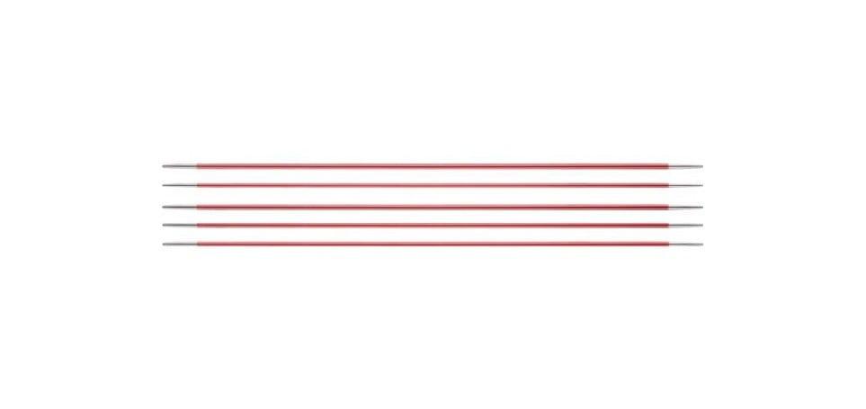"""Спицы чулочные """"Zing"""" 2мм/15см, KnitPro, 47001"""