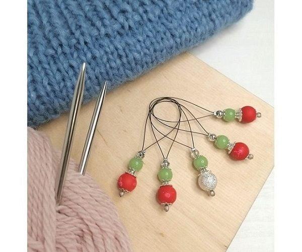 Набор маркеров-петелек для вязания
