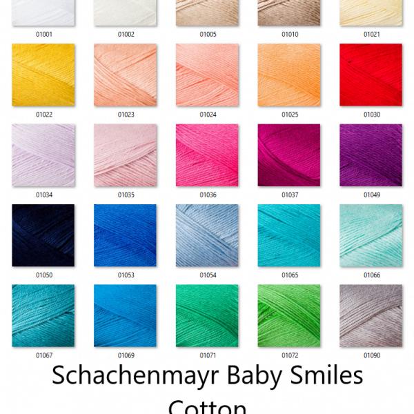 Cotton Schachenmayr Baby Smiles