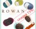 Cкидки на пряжу ROWAN